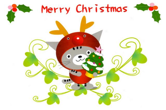 ChristmasCostumeKidsTonakai