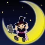 HalloweenWitchHat&Broom